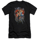 Zenoscope- Heart (Slim Fit) T-shirts