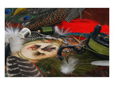 Fly-Fishing: Flies Accessories Posters