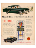 Ford 1953 Miracle Ride of The… Posters