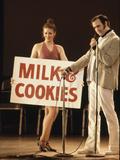 Comedian / Actor Andy Kaufman During Performance at Carnegie Hall Kunst op metaal van Ted Thai