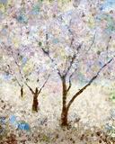Kirschblüten II|Cherry Blossoms II Kunstdrucke von Katrina Craven