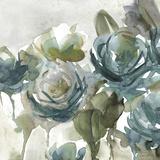 Secret Garden Negative I Kunstdrucke von Carol Robinson