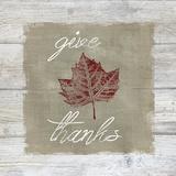 Give Thanks Posters av Carol Robinson