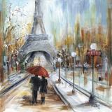 Romantic Paris Posters van Marilyn Dunlap