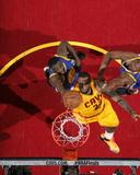 2015 NBA Finals - Game Three Photographie par Nathaniel S Butler