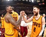 2015 NBA Finals - Game Three Foto af Andrew D Bernstein