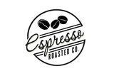 Espresso Roaster Co. (white) Posters tekijänä  Lantern Press