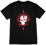 Cypress Hill- Skull & Compass T-Shirt