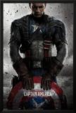 Capitão América Pôsters