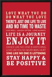 Life Quotes Posters