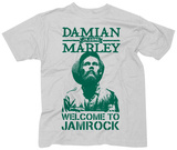 Damian Marley- Welcome to Jamrock T-shirts