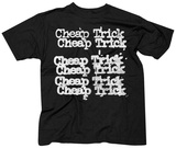 Cheap Trick- Stacked Logo T-Shirt