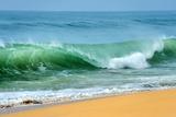 Wave of the Ocean Fotografisk trykk av  byrdyak