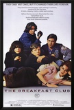 The Breakfast Club Pôsters