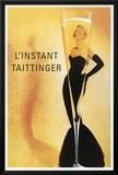 Taittinger Print