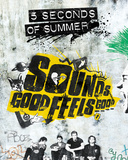 5 Seconds of Summer- Sounds Good Feels Good Plakater