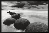 Rochas na Praia Pôsters