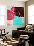 Sparkling Mix II Seinämaalaus tekijänä Irena Orlov