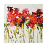 Dandy Flowers I Konst av Natasha Barnes