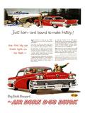 GM Buick-Bound to Make History Prints