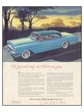 GM Buick - Roadmaster Poster