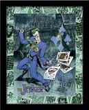 Joker'S Wild 3D Framed Art Posters