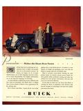 GM Buick Possession Heart Beat Prints