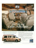 Ford 1999 Van Conversions Affiches