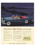 GM Buick - Just for You Posters