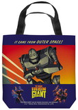 Iron Giant - It Came From Space Tote Bag Tote Bag