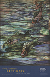 Window Panel with Swimming Fish Posters by Louis Comfort Tiffany