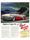 GM Buick-Mightiest Engine Yet Prints