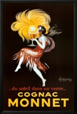Leonetto Cappiello Cognac Monnet Vintage Ad Art Print Poster Print