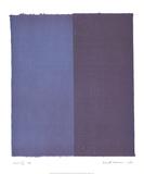 Canto VIII Reproduction pour collectionneur par Barnett Newman