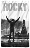 Rocky - Poster Fleece Blanket Fleece Blanket