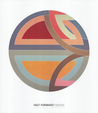 Sinjerli Variation I Pôsteres por Frank Stella