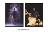 The Crossing Collectable Print by Bill Viola