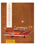 GM Buick Sabre Invicta Electra Poster