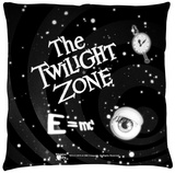 Twilight Zone - Another Dimension Throw Pillow Throw Pillow