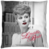 Lucille Ball - City Girl Throw Pillow Throw Pillow