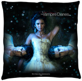 Vampire Diaries - Why Choose Throw Pillow Throw Pillow
