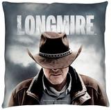 Longmire - Sheriff Throw Pillow Throw Pillow