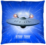 Star Trek - All She'S Got Throw Pillow Throw Pillow