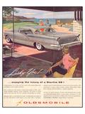 GM Oldsmobile - Starfire 98 Poster