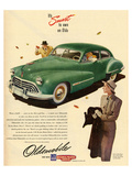 GM Oldsmobile - Own An Olds Art