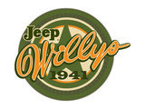 Jeep Willys 1941 Affiches