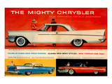 Mighty Chrysler Most Glamorous Posters