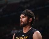 Cleveland Cavaliers v Chicago Bulls Photographie par Gary Dineen