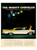 Mighty Chrysler Saratoga Prints