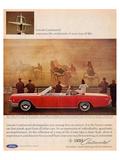 Lincoln 1966 Continental Sedan Posters